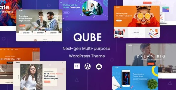 You are currently viewing Qube 1.1.5 NULLED – Responsive Multi-Purpose Theme