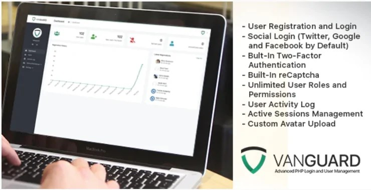 You are currently viewing Vanguard 6.0.0 – Advanced PHP Login and User Management