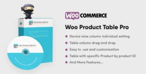 Read more about the article Woo Product Table Pro 7.0.7 – WooCommerce Product Table view solution