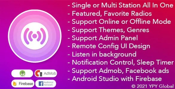 You are currently viewing XRadio 4.0 – Best Radio Template For Android