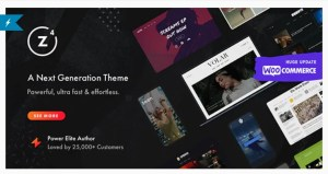 Read more about the article Zeen 4.0.9.3 Nulled – Next Generation Magazine WordPress Theme