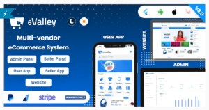 Read more about the article 6valley Multi-Vendor E-commerce 4.0 Nulled – Complete eCommerce Mobile App
