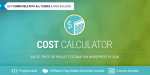Read more about the article Cost Calculator 2.3.5 – WordPress Plugin