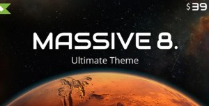 Read more about the article Massive Dynamic 8.1 – WordPress Website Builder