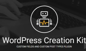 Read more about the article WordPress Creation Kit Pro 2.6.3 – Custom WordPress Field And Post Types
