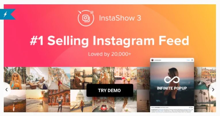 You are currently viewing Instagram Feed 4.0.2 – WordPress Instagram Gallery