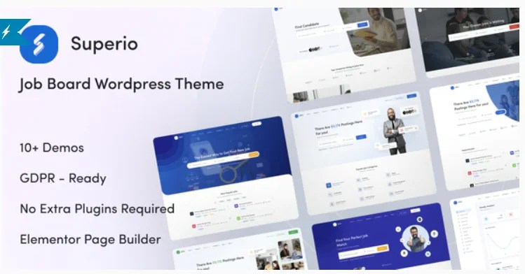 You are currently viewing Superio 1.1.3 – Job Board WordPress Theme