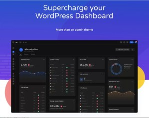 Read more about the article UiPress Pro (Formerly Admin 2020) 2.1.6 NULLED – Modern WordPress Admin Panel