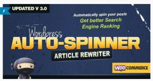 Read more about the article WordPress Auto Spinner 3.8.1 – Articles Rewriter