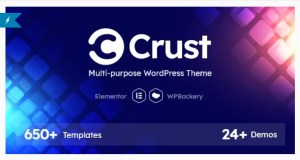Read more about the article Crust 1.0.1 – Multipurpose WordPress Theme