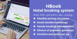 Read more about the article HBook 1.9.5 NULLED – Hotel Booking System – WordPress Plugin