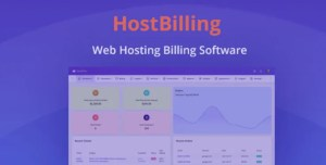 Read more about the article HostBilling 1.2.5 NULLED – Web Hosting Billing & Automation Software