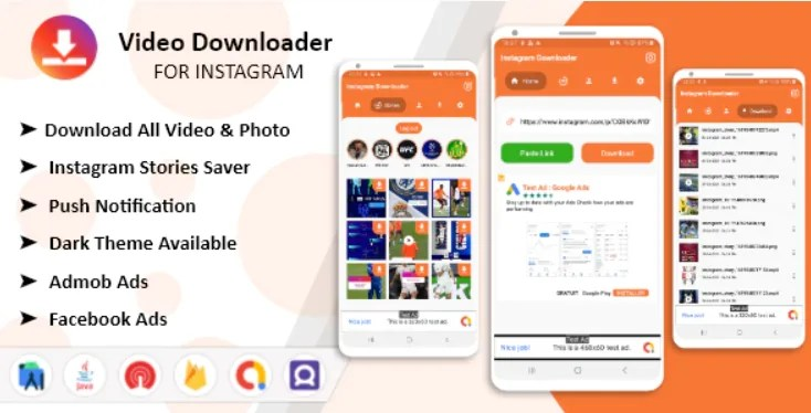 You are currently viewing Instagram Downloader 1.0.0 – All In One Instagram Downloader App