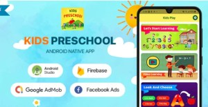 Read more about the article Kids Preschool 1.0 – Android App