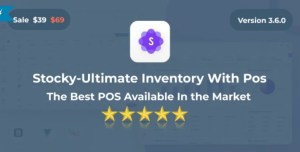 Read more about the article Stocky 3.6.0 – Ultimate Inventory Management System with Pos