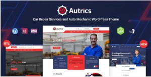 Read more about the article Autrics 2.5 – Car Services and Auto Mechanic WordPress Theme