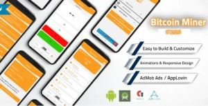 Read more about the article Bitcoin Miner App with Admin Panel and Admob 2.0.0