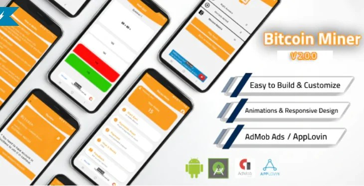 You are currently viewing Bitcoin Miner App with Admin Panel and Admob 2.0.0