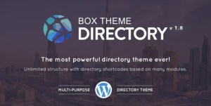 Read more about the article Directory 1.8 NULLED Multi-purpose WordPress Theme
