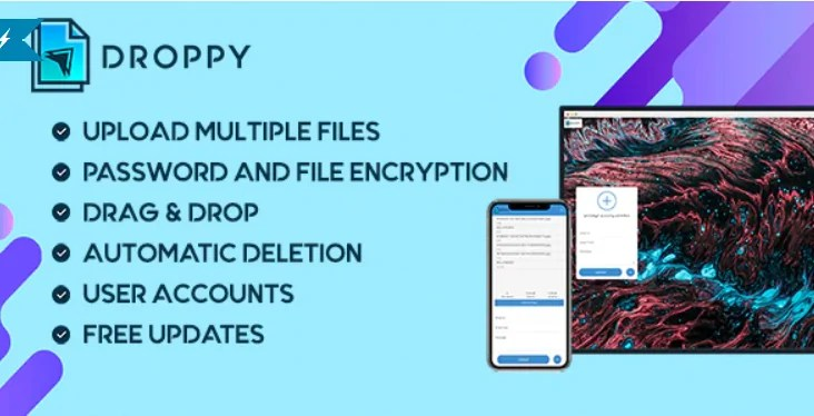 You are currently viewing Droppy 2.3.7 NULLED – Online file transfer and sharing
