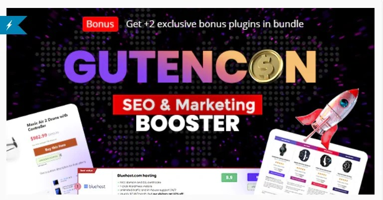 You are currently viewing Gutencon 3.1 – Marketing and SEO Booster, Listing and Review Builder for Gutenberg