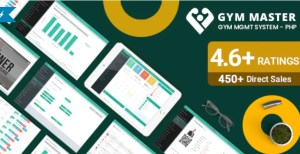 Read more about the article Gym Master 19 NULLED – Gym Management System