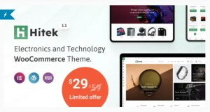 Read more about the article Hitek 1.1.0 Nulled – Electronics WooCommerce Theme