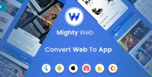Read more about the article MightyWeb Flutter Webview 2.0 – Convert Your Website To An App