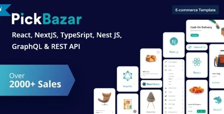 You are currently viewing PickBazar 6.0.0 – React Ecommerce Template