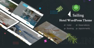 Read more about the article Sailing 4.1.9 NULLED – Hotel WordPress Theme