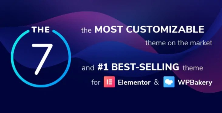 Read more about the article The7 9.17.1.1 NULLED – Website and eCommerce Builder for WordPress