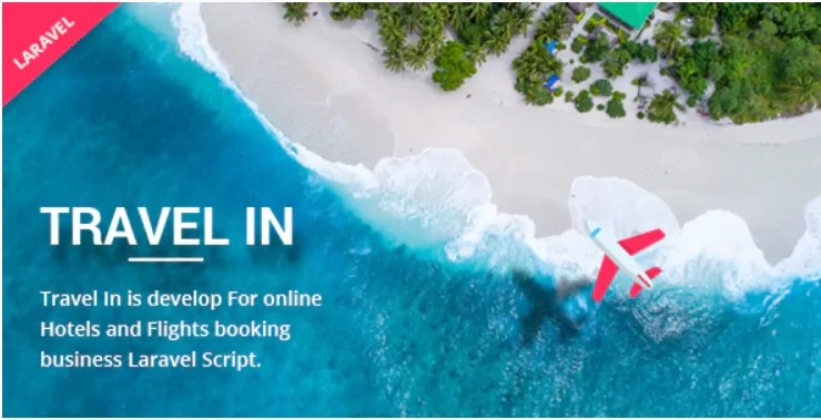 Read more about the article Travelin 1.0 – Hotel & Air Tickets Booking Laravel Script