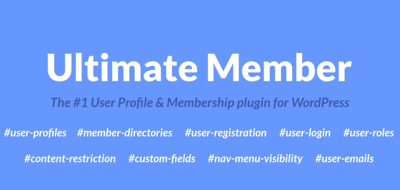 You are currently viewing Ultimate Member (Extensions Pass) 2.2.4 – Membership Plugin for WordPress