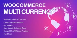 Read more about the article WooCommerce Multi Currency 2.1.18 – Currency Switcher