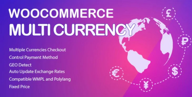 You are currently viewing WooCommerce Multi Currency 2.1.18 – Currency Switcher