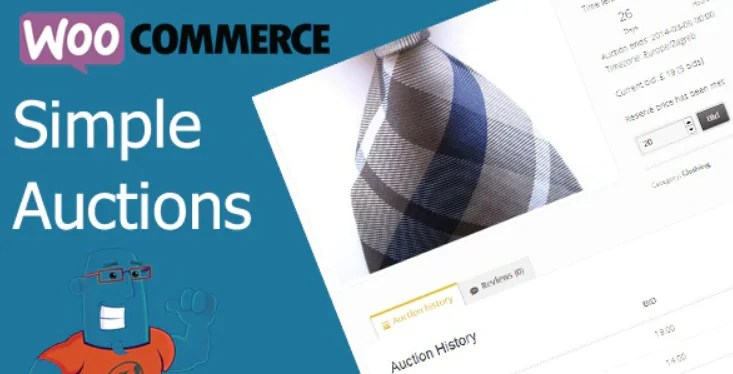 You are currently viewing WooCommerce Simple Auctions 2.0.5