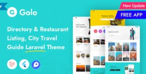 Read more about the article Golo 1.2.0 – Directory & Listing, City Travel Guide Laravel Theme