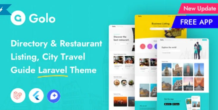 You are currently viewing Golo 1.2.0 – Directory & Listing, City Travel Guide Laravel Theme