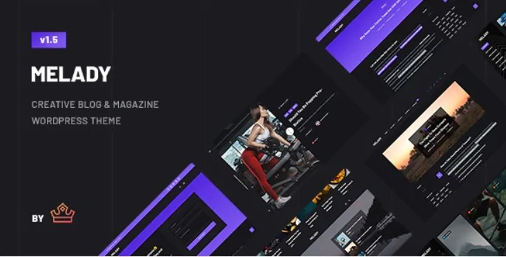 You are currently viewing Melady 2.0 NULLED – Creative Blog & Magazine WordPress Theme