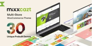 Read more about the article Mixxcazt 1.5.2 – Creative Multipurpose WooCommerce Theme