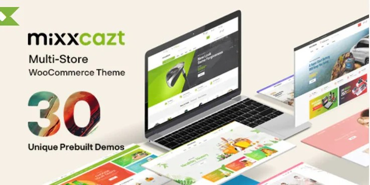 You are currently viewing Mixxcazt 1.5.2 – Creative Multipurpose WooCommerce Theme