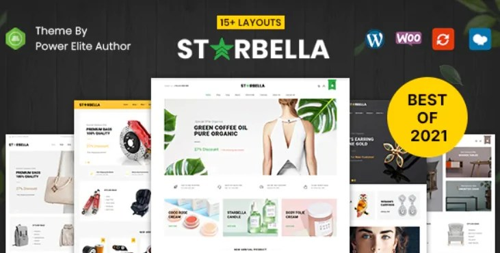 You are currently viewing StarBella 1.0 (28 July 2021) – Multipurpose WooCommerce Theme