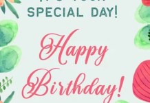 happiness birthday wishes