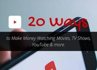 earn money watching videos