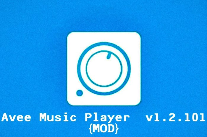 Avee Music Player Pro 1.2.101 (Premium)