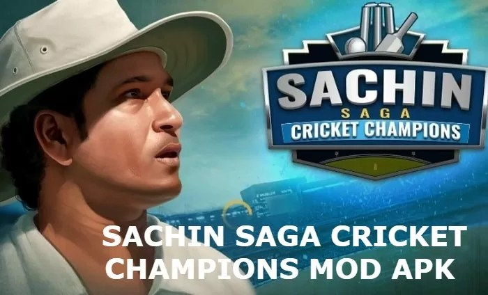Sachin Saga Cricket Champions MOD APK Free