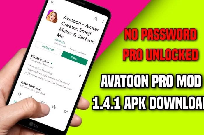 Avatoon Mod APK Latest Version Free Download