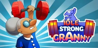 Strong Granny Mod APK