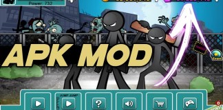 Anger of Stick 5 APK MOD