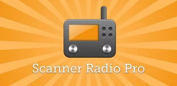 Scanner Radio Pro APK Latest Version Free Download